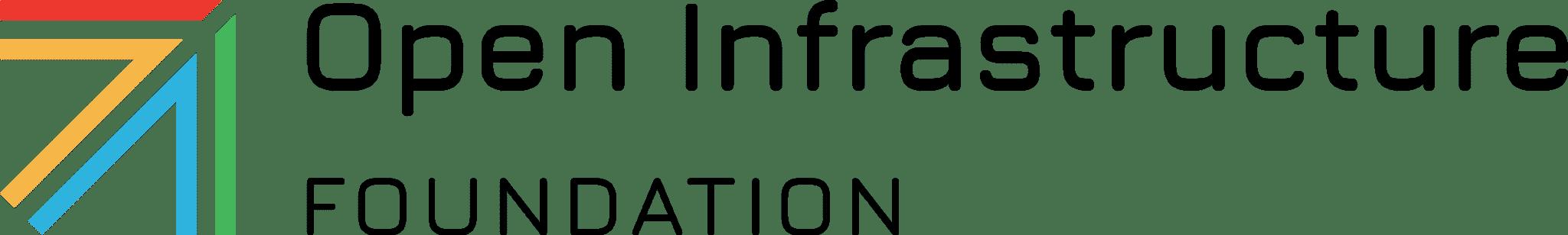 Logo Open Infrastructure Foundation
